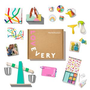 The Enthusiast Play Kit by Lovevery