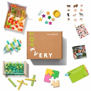 The Companion Play Kit by Lovevery