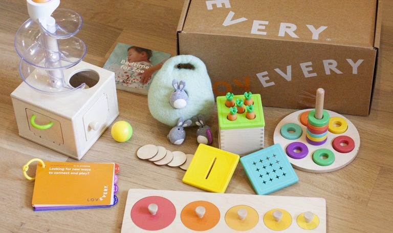 The Babbler Play Kit by Lovevery