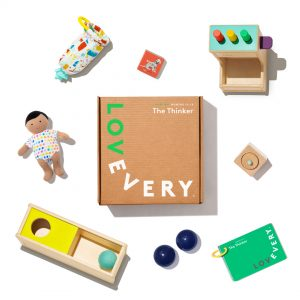 The Thinker Play Kit by Lovevery