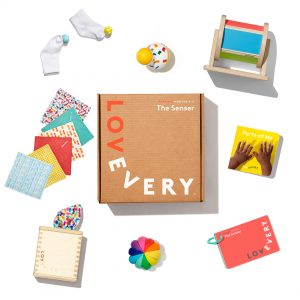 The Senser Play Kit by Lovevery
