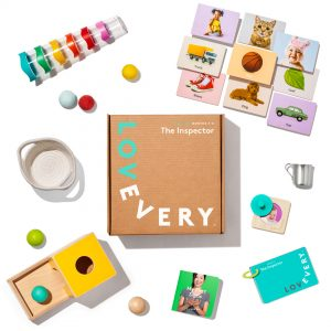 The Inspector Play Kit by Lovevery