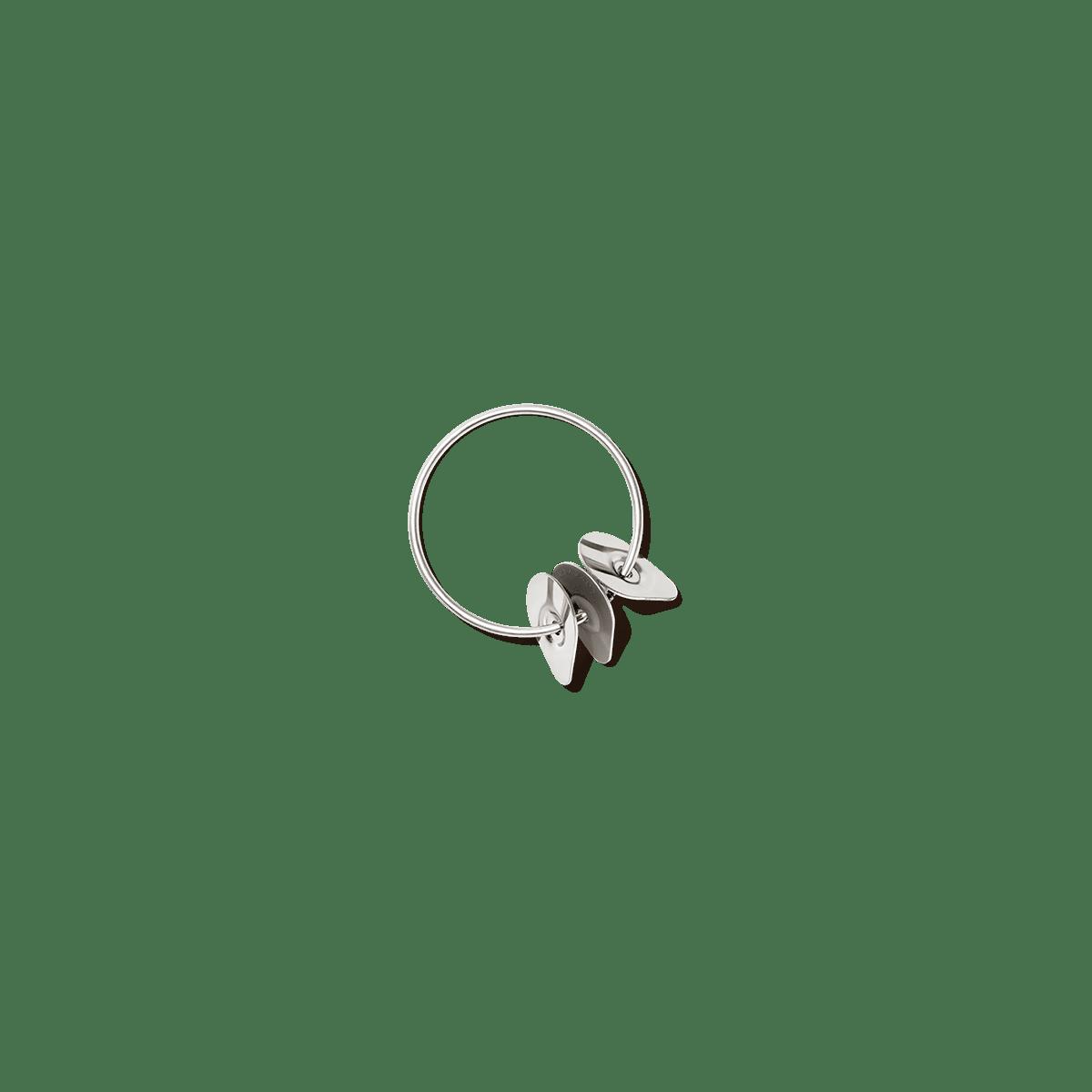 Stainless Steel Jingle Keys by Lovevery